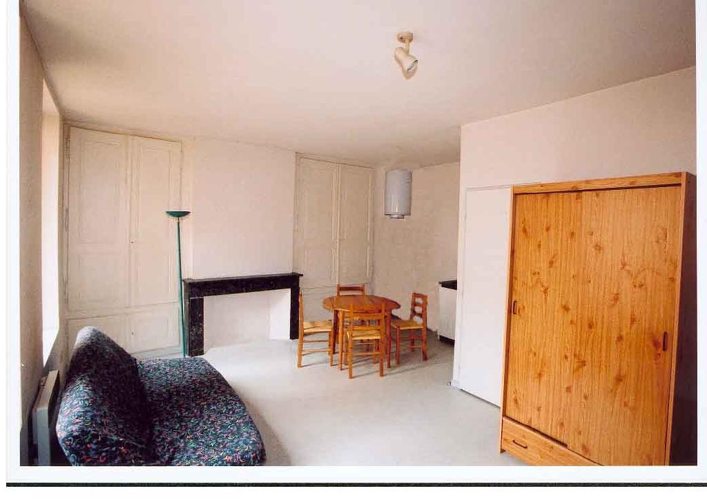 Appartement particulier à Metz, %type de 25m²