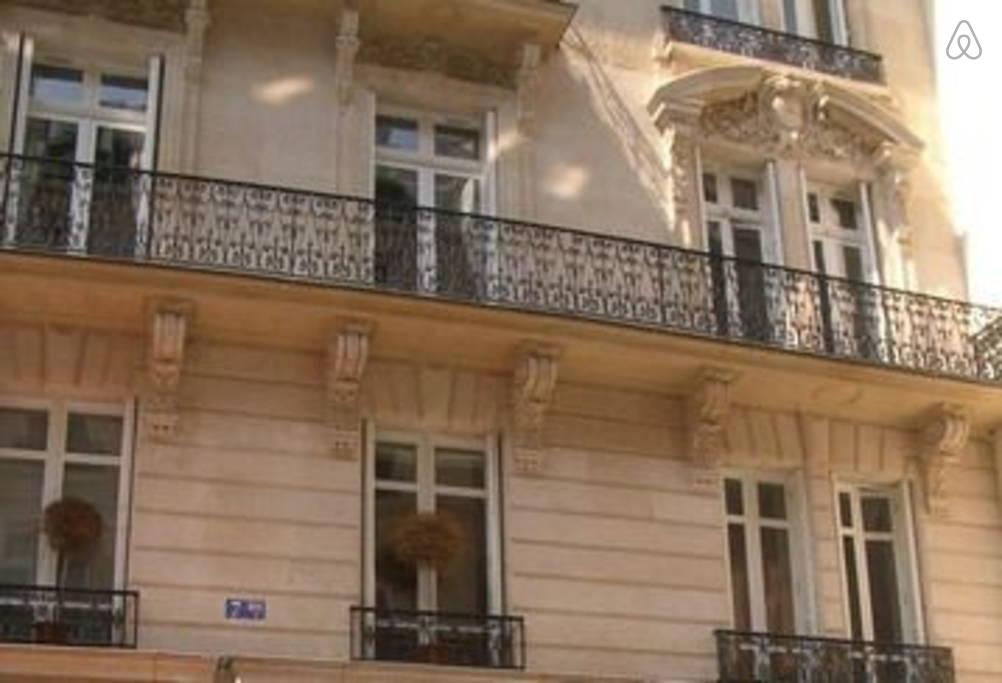 Location immobilière par particulier, Paris 08, type appartement, 40m²