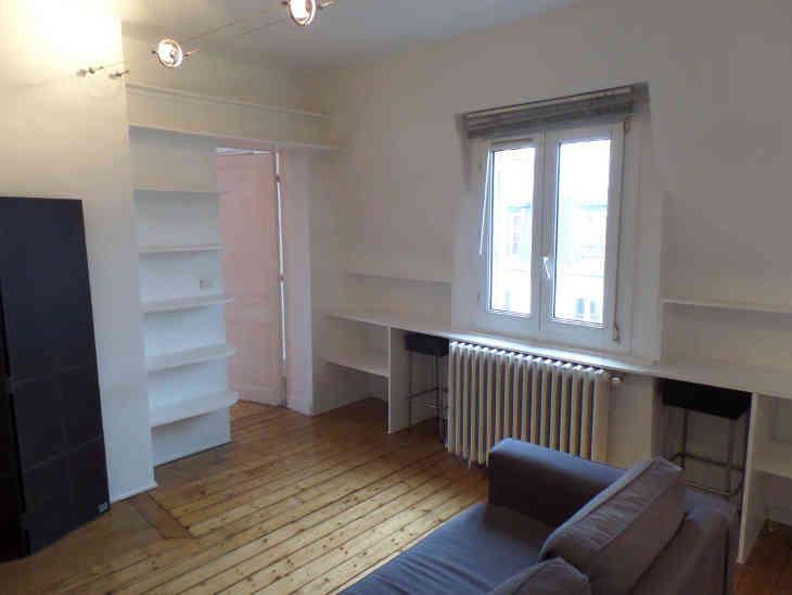 Entre particulier , appartement, de 36m² à Paris 18