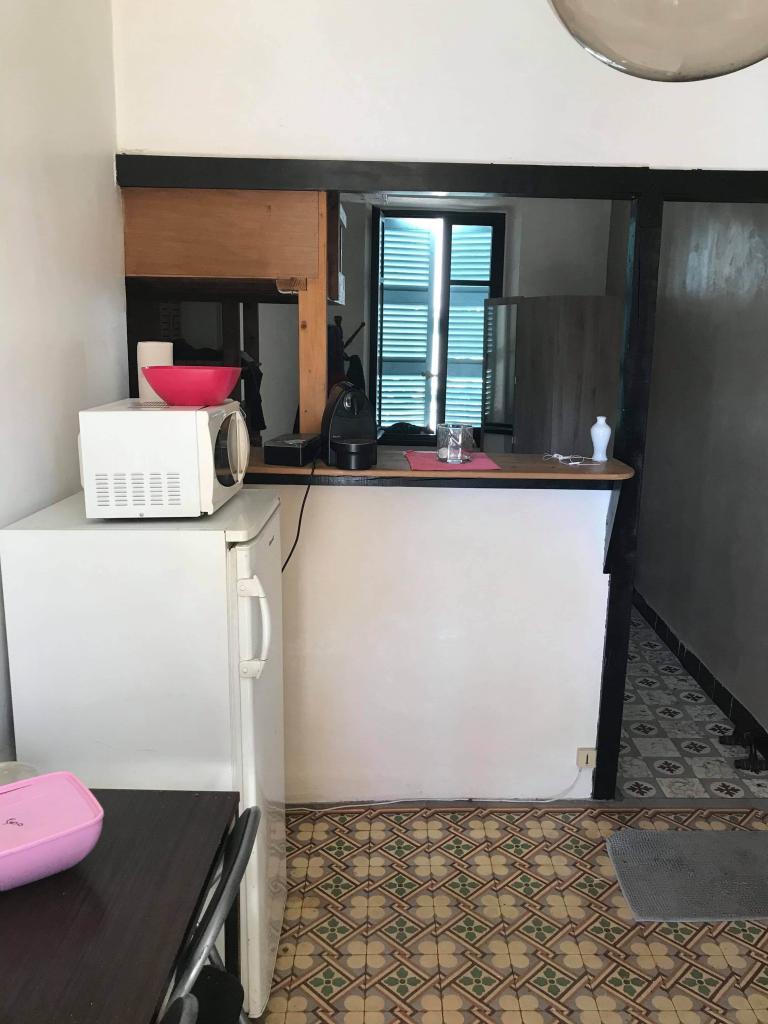 Location appartement entre particulier Marseille 06, appartement de 25m²