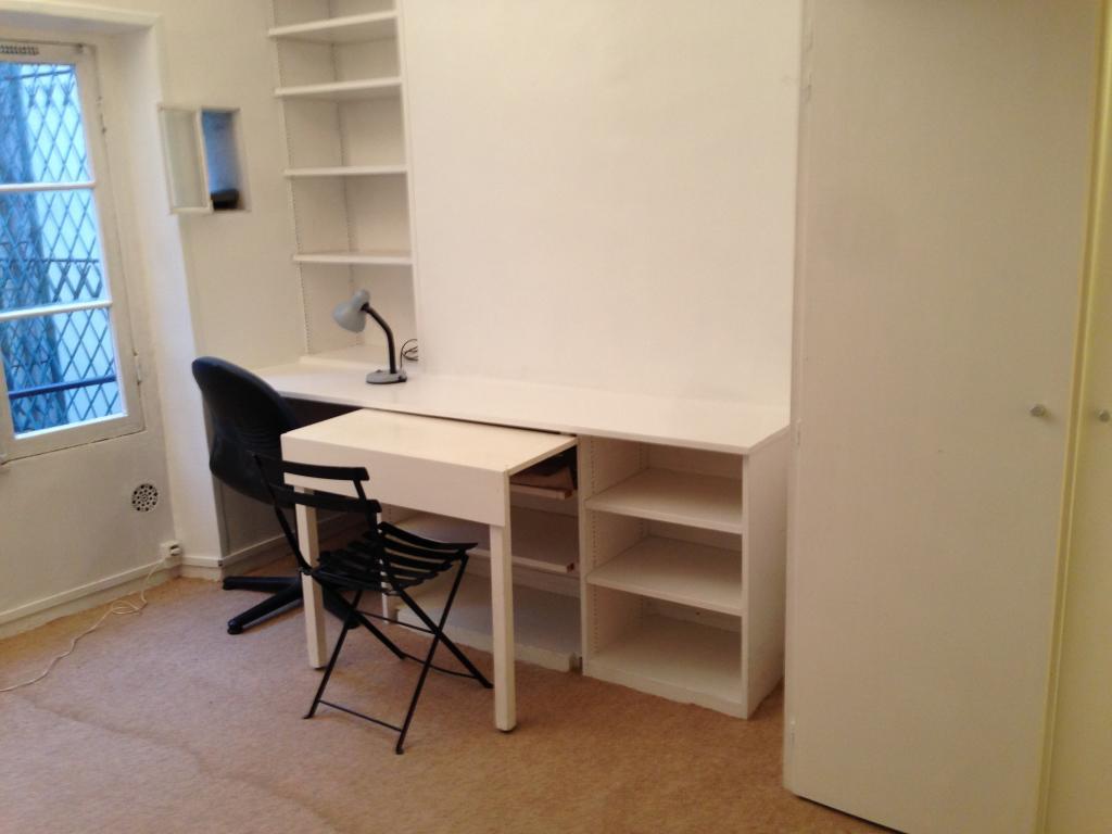 Location appartement entre particulier Paris 05, de 19m² pour ce studio