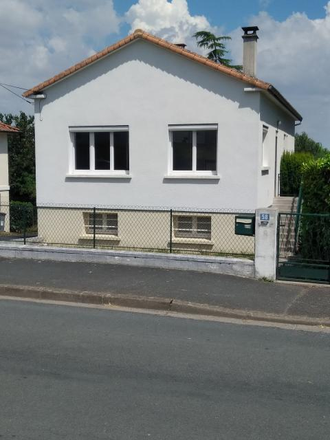 Location maison F4 Niort - Photo 1