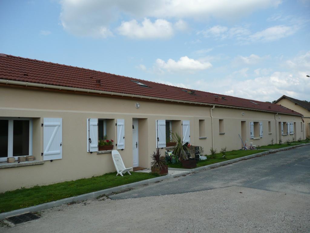 Appartement particulier à Rambouillet, %type de 39m²