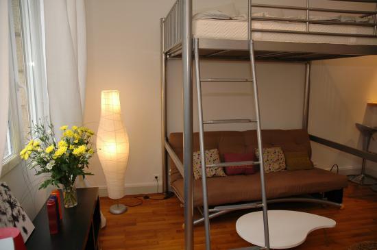 De particulier à particulier Lorient, appartement studio, 30m²
