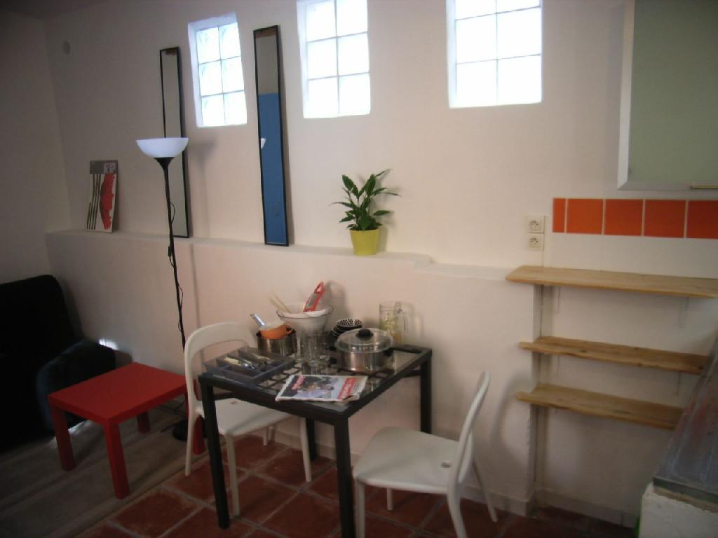 Appartement particulier, studio, de 18m² à Marseille 03