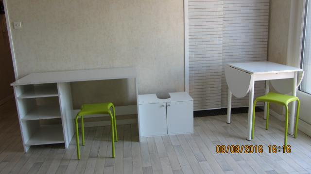 Location appartement T1 Lyon 3 - Photo 1
