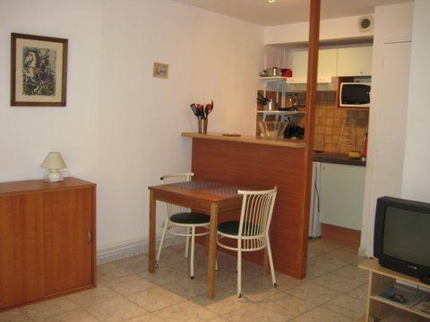 Location appartement entre particulier La Rochelle, studio de 25m²