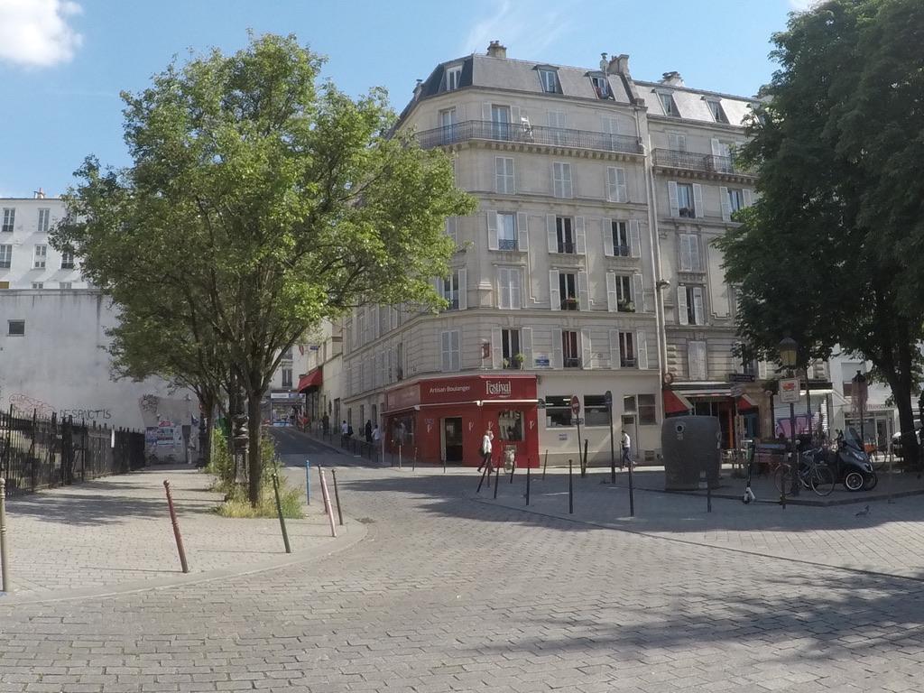 Location de particulier à particulier à Paris 20, appartement studio de 12m²