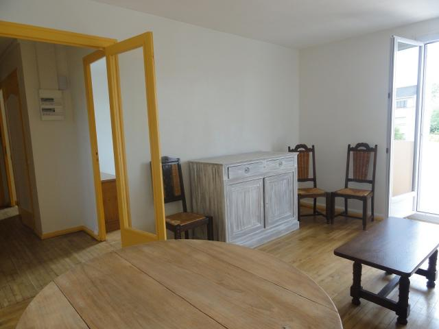 Location appartement T4 Angers - Photo 1