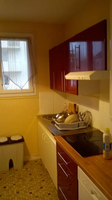 Location appartement T4 Angers - Photo 2