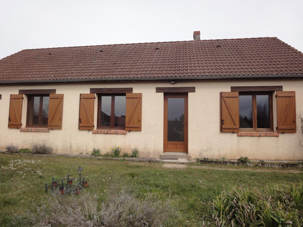 De particulier à particulier Morogues, appartement maison, 90m²