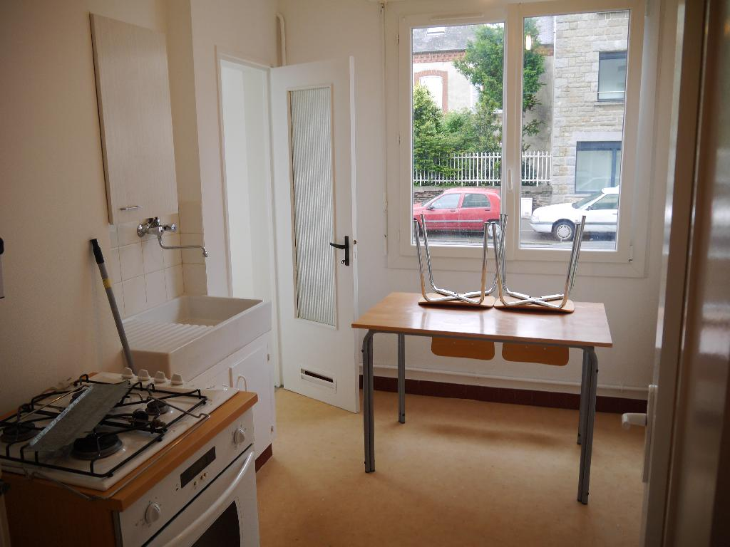 Location appartement T1 Rennes - Photo 1