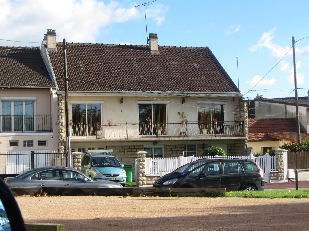 Location particulier à particulier, chambre, de 13m² à Tremblay-en-France