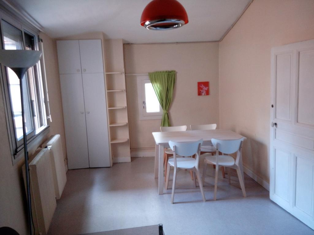 Appartement particulier à Toulouse, %type de 46m²