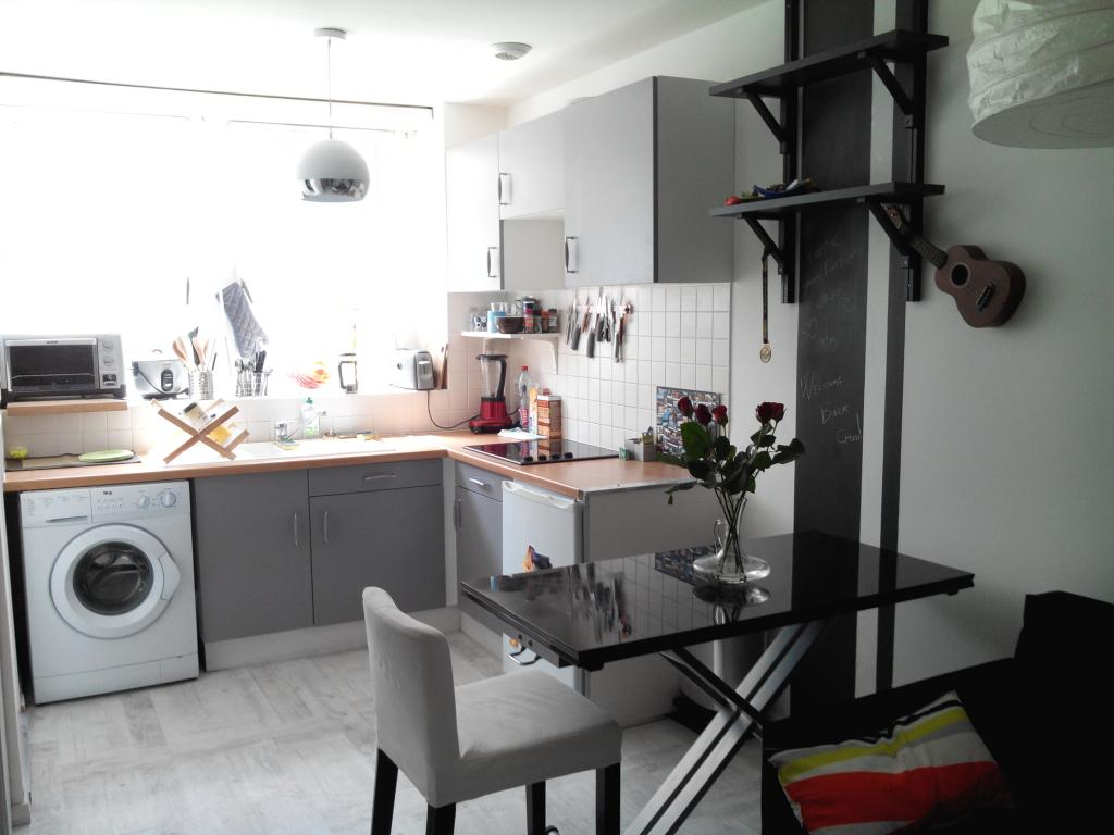 Location appartement T1 Puteaux - Photo 1
