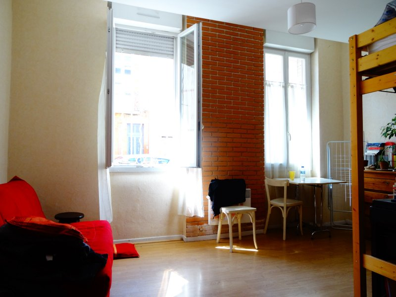 Location appartement T1 Toulouse - Photo 1