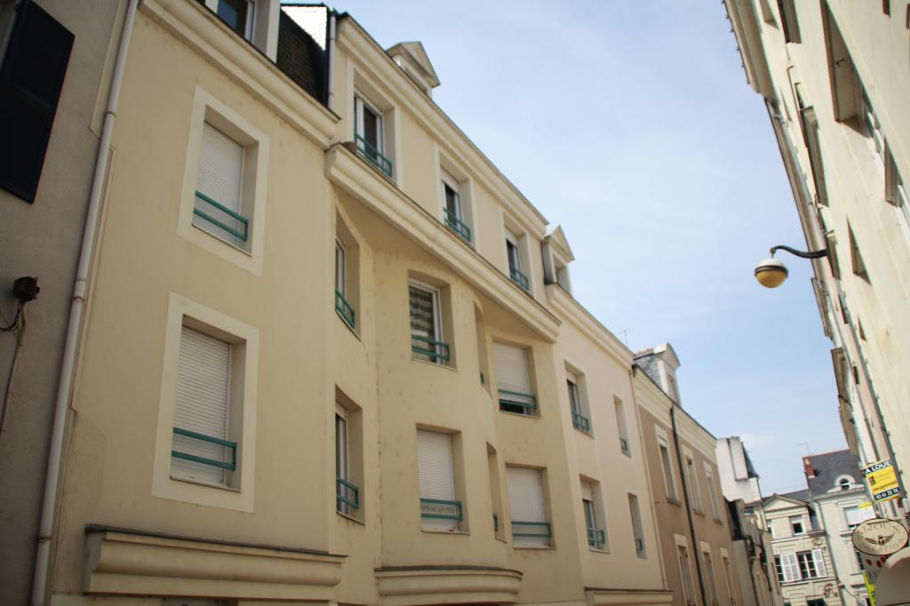 Location appartement T1 Angers - Photo 4
