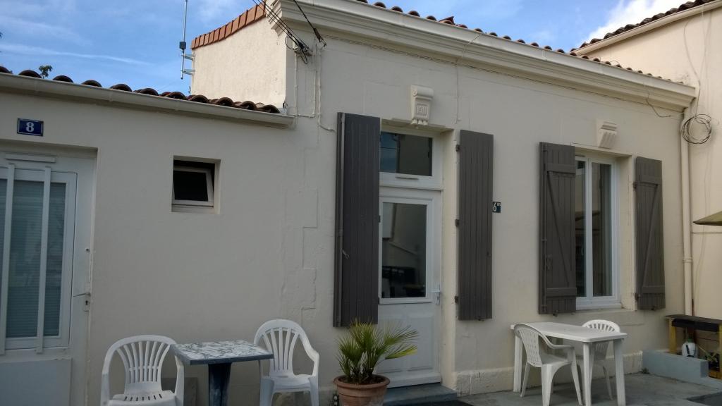 Location particulier à particulier, appartement à La Rochelle, 25m²