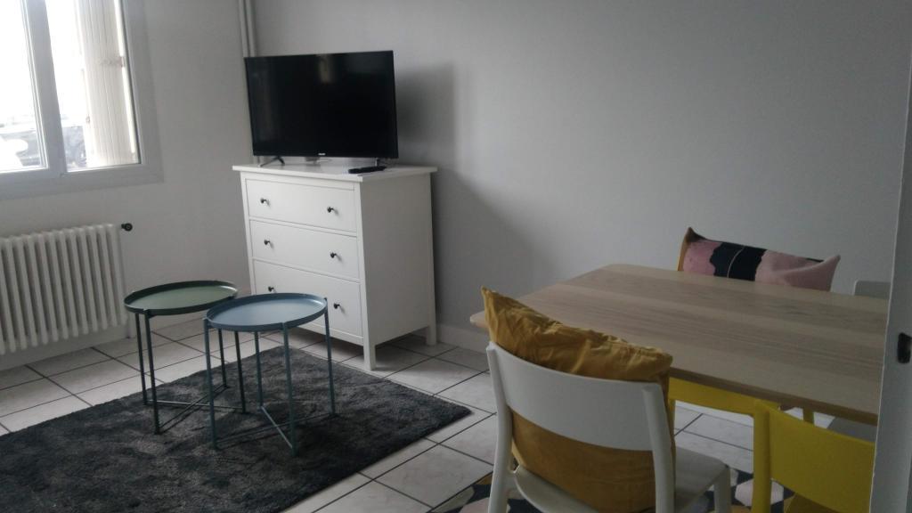 Location particulier à particulier, appartement à Tours, 28m²
