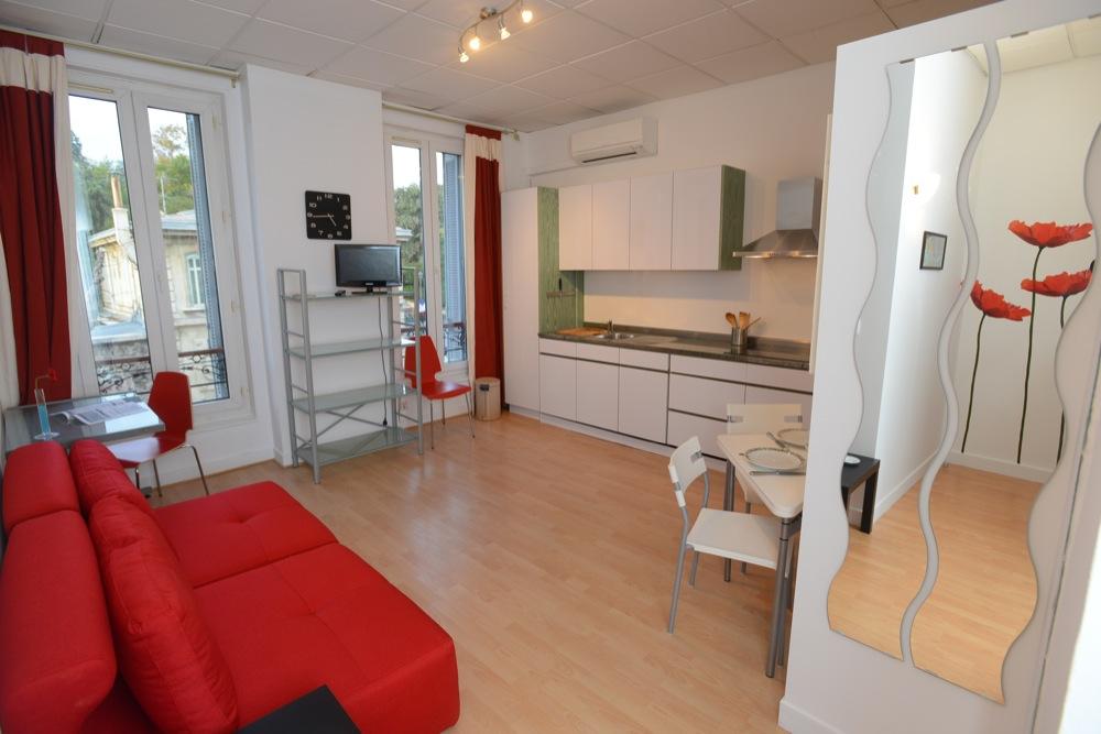 Location appartement par particulier, appartement, de 30m² à Marseille 07