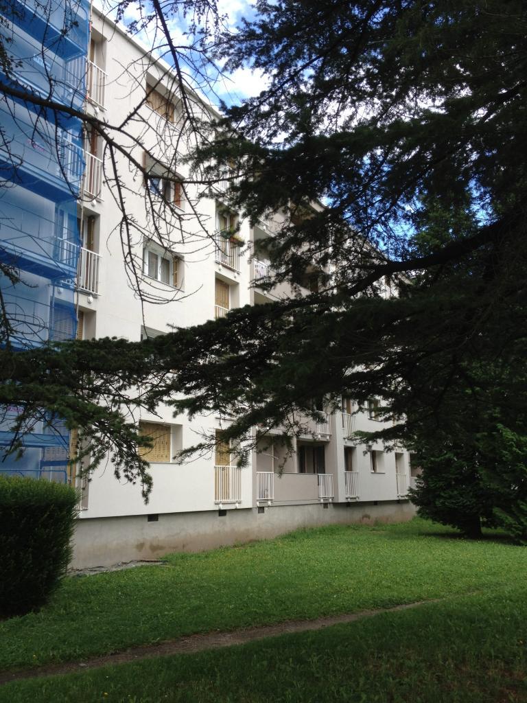 1 chambre disponible en colocation sur St Martin d'Heres
