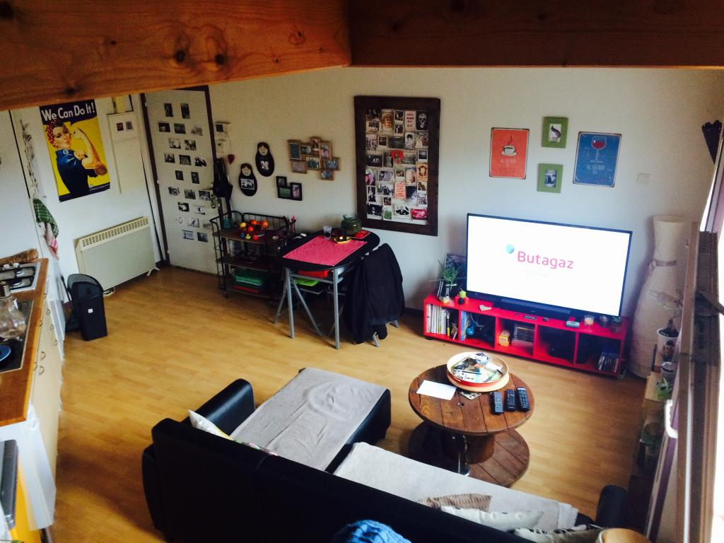 Location particulier à particulier, appartement, de 60m² à Lorient