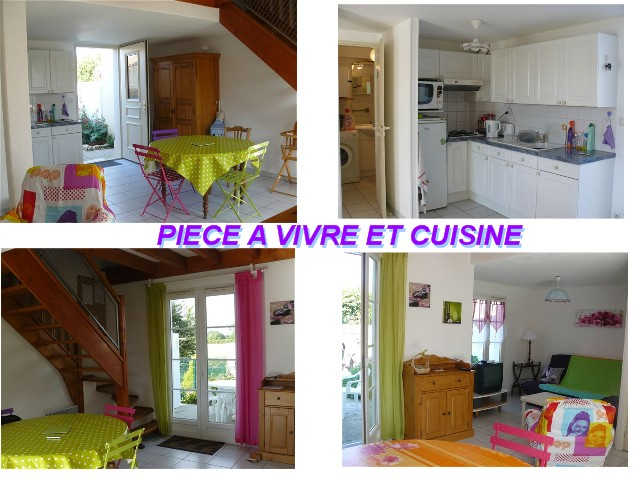 Location maison F3 La Rochelle - Photo 2