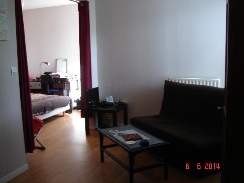 Location de particulier à particulier, appartement, de 35m² à Rennes