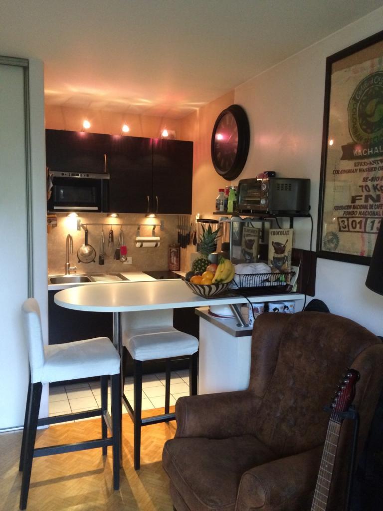 Appartement particulier, studio, de 24m² à Les Lilas