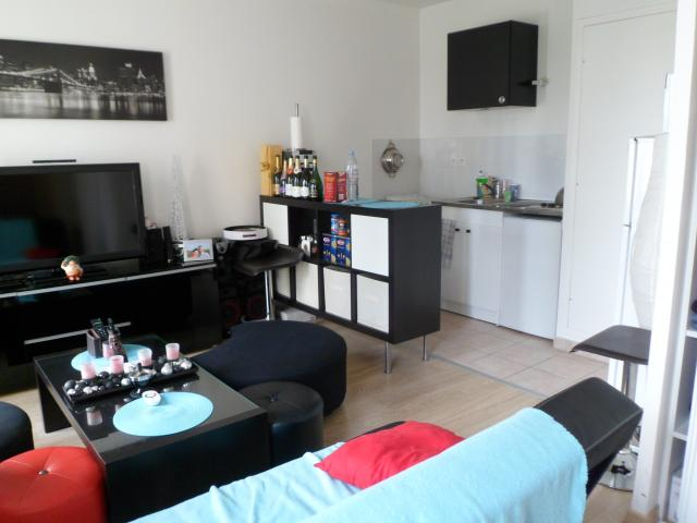 Location appartement T2 Reims - Photo 1