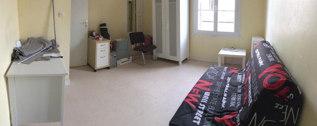 Location particulier Tours, chambre, de 14m²