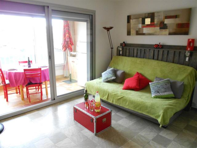 Location appartement T2 Canet Plage - Photo 2