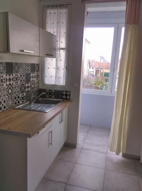 Location appartement T4 Amiens - Photo 1