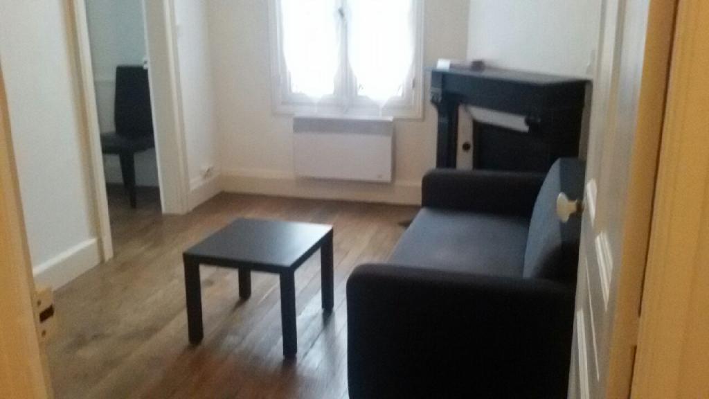 Appartement particulier à Troyes, %type de 35m²