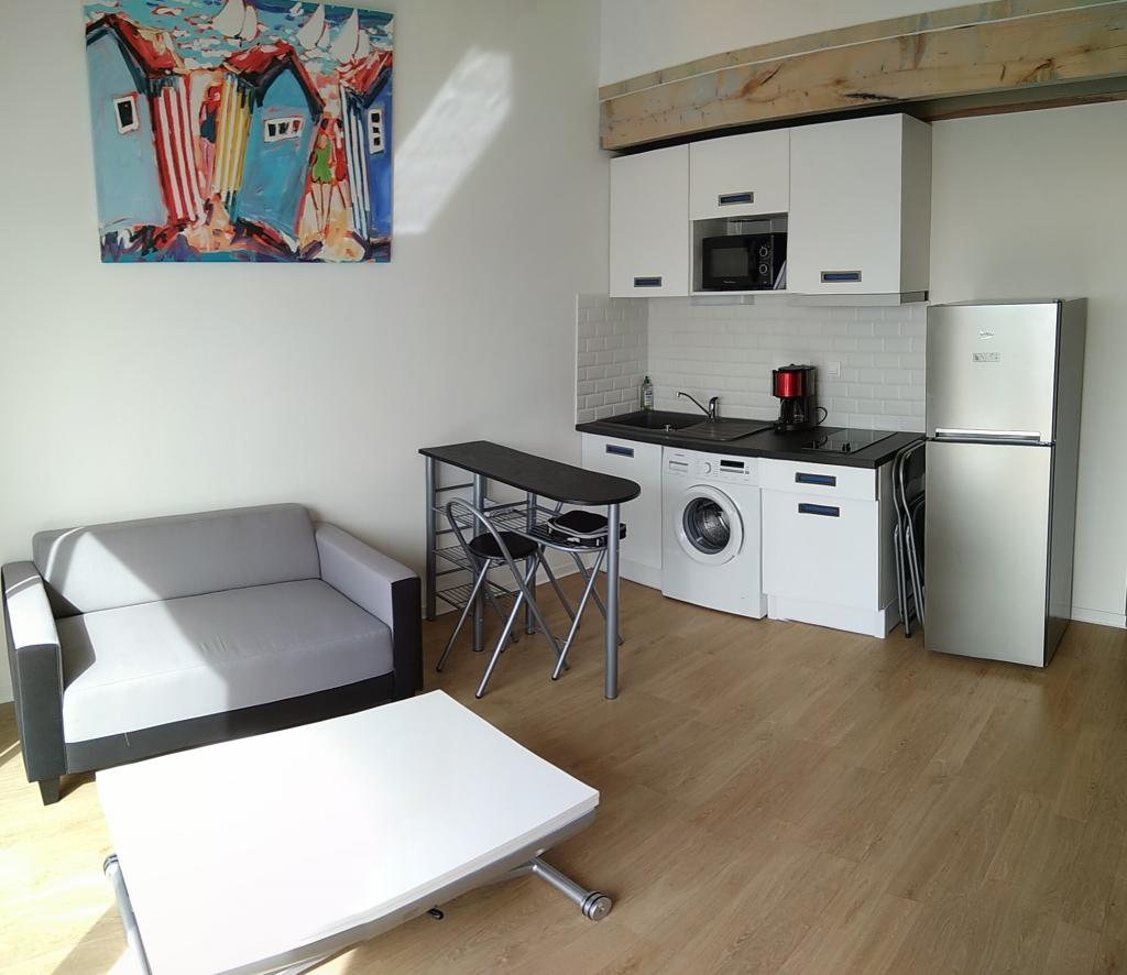 Location appartement entre particulier La Rochelle, de 37m² pour ce appartement