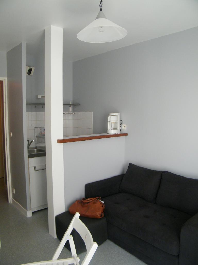 Particulier location Tours, appartement, de 24m²