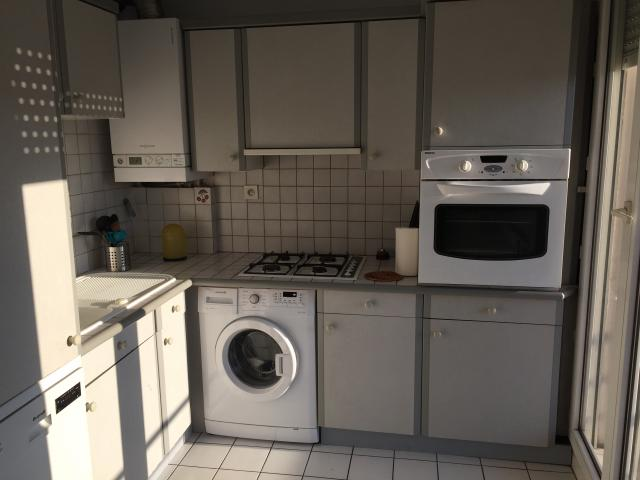 Location appartement T3 Lyon 7 - Photo 3