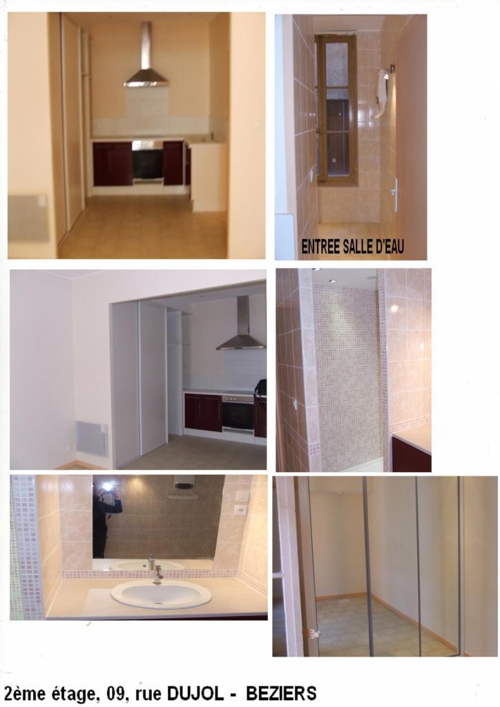 Entre particulier à Béziers, appartement, de 48m² à Béziers