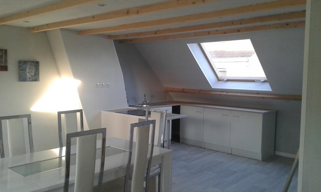 Appartement particulier à Calais, %type de 45m²