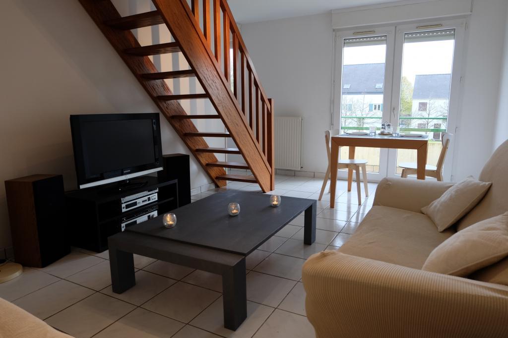 De particulier à particulier, appartement à Pont-Péan, 47m²