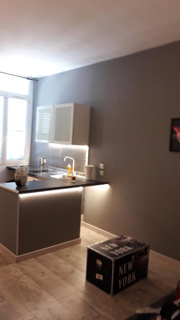 Location appartement par particulier, studio, de 22m² à Marseille 07