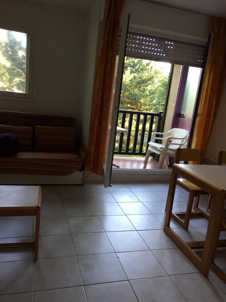 Appartement particulier à Bonneville-sur-Touques, %type de 30m²