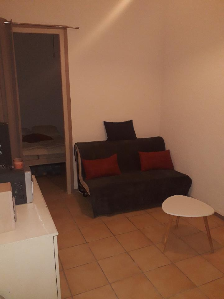 Location appartement entre particulier Sète, de 38m² pour ce appartement