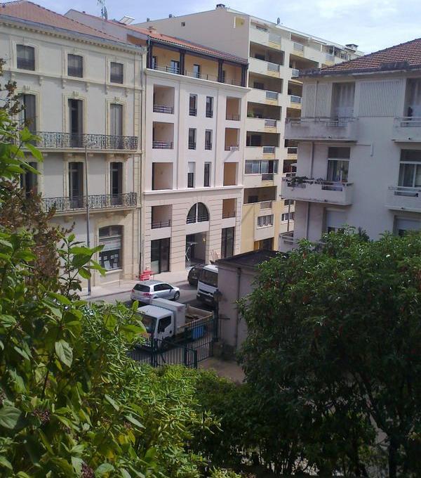 Location immobilière par particulier, Béziers, type appartement, 45m²