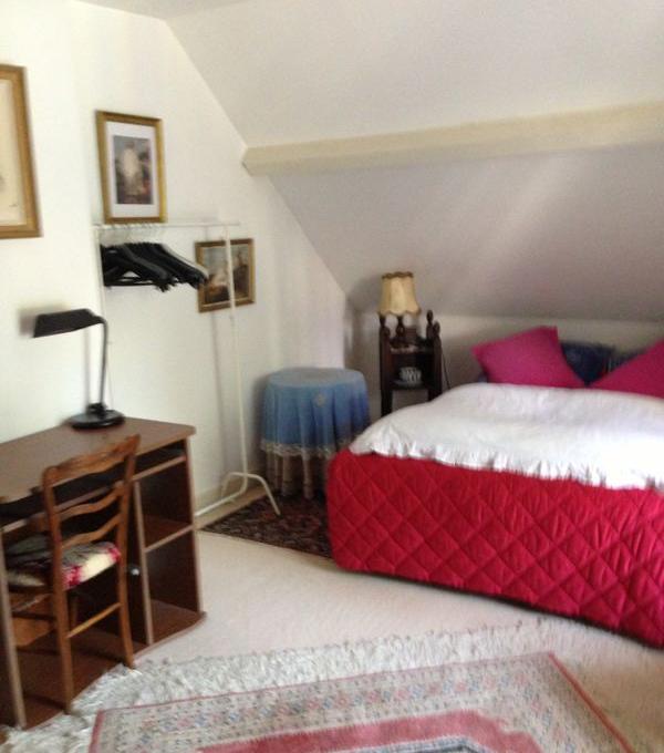 De particulier à particulier Dijon, appartement chambre de 22m²