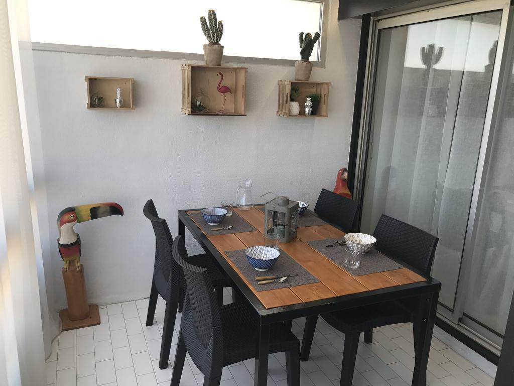 Appartement particulier à Canet-en-Roussillon, %type de 23m²