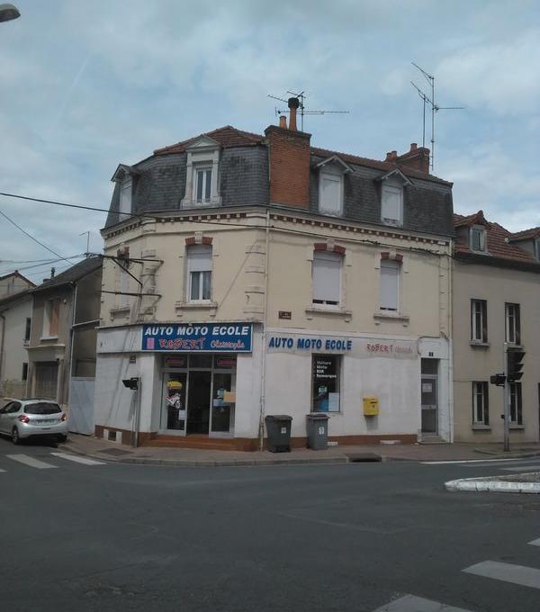 Location de particulier à particulier, appartement, de 25m² à Montluçon