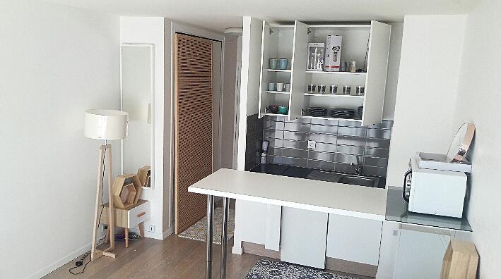De particulier à particulier Rosny-sous-Bois, appartement studio, 21m²