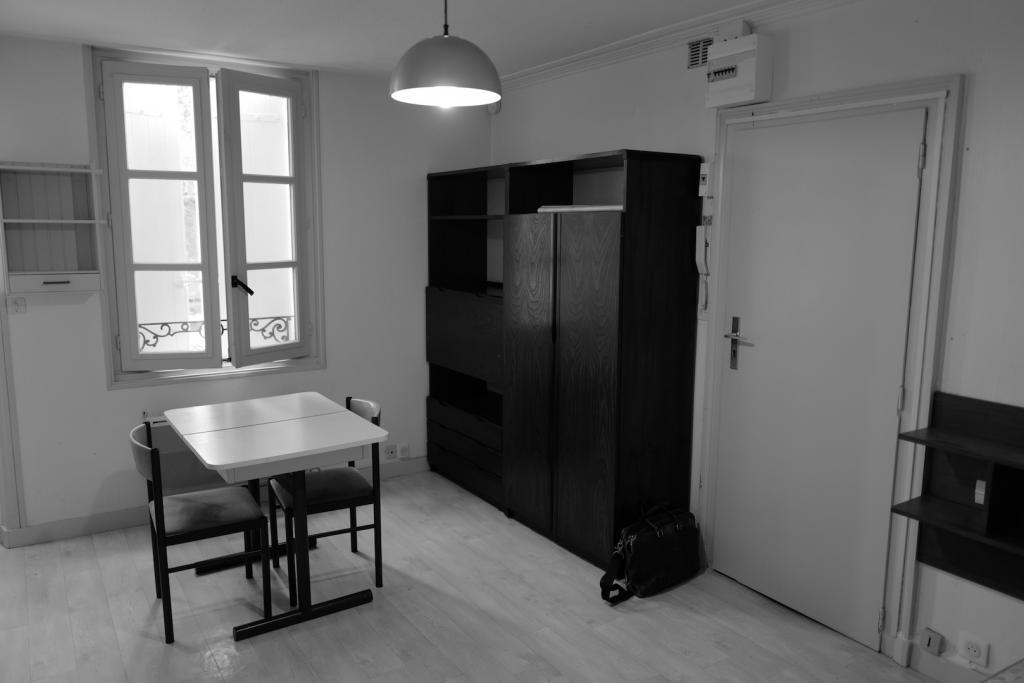 De particulier à particulier Niort, appartement appartement de 20m²