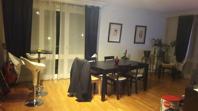 Location appartement T4 Fontaines sur Saone - Photo 3